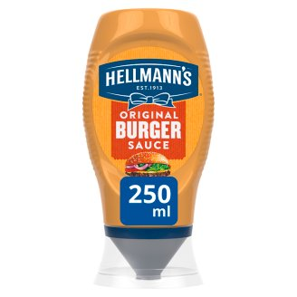 Hellmann's Original Burger Sauce 250 ml