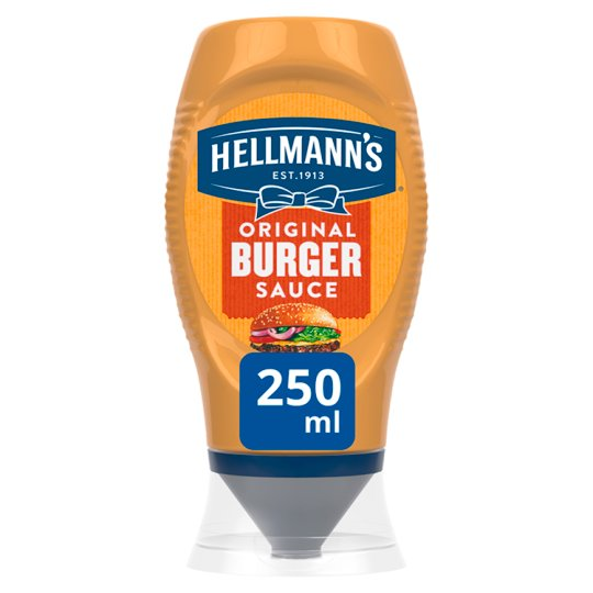 Hellmann's burger szósz 250 ml