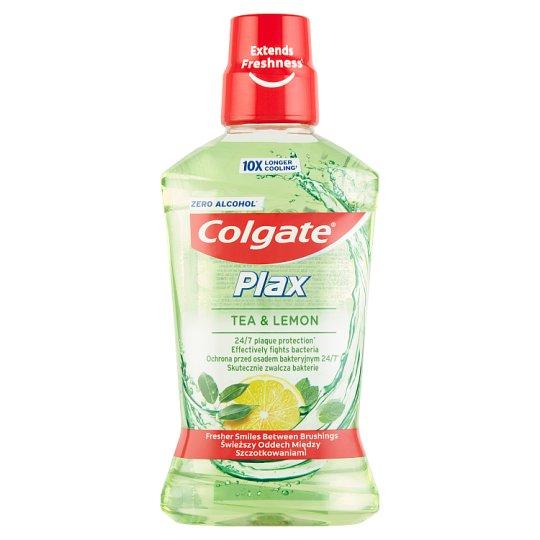 Colgate Plax Tea & Lemon Mouthwash 500 ml