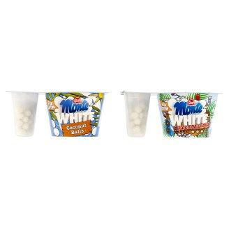 Zott Monte White tejdesszert extrudált gabonagolyókkal 125 g