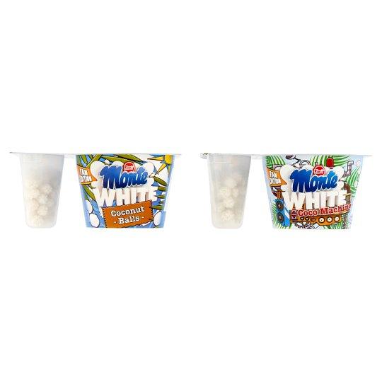 Zott Monte White Milk Dessert with Extruded Grain Balls 125 g