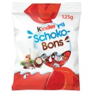 Kinder Schokobons Milk Chocolate Bonbons with Milky-Hazelnut Filling 125 g