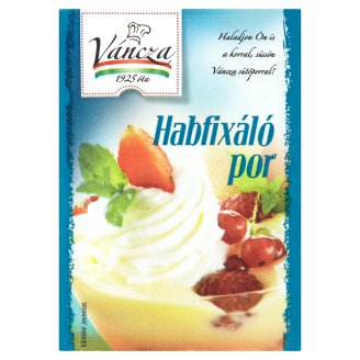 Váncza Powder Stabilizer for Whipped Cream 8 g