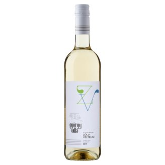György-Villa Etyek-Budai Zöld Veltelini Dry White Wine 750 ml