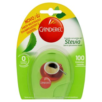 Canderel Stevia Sweetener Tablets 100 pcs 8,5 g