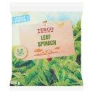 Tesco Quick-Frozen Spinach Leaf 450 g