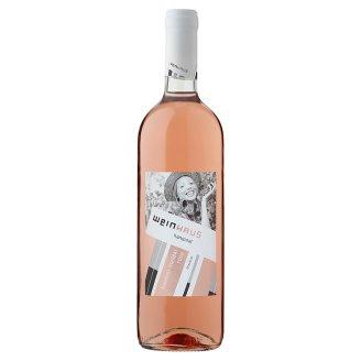 Weinhaus Hangulat Balaton Melléki Kékfrankos-Zweigelt Rose félszáraz rose tájbor 11,5% 750 ml