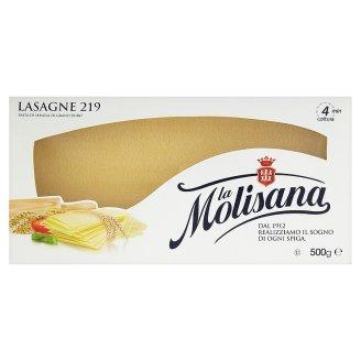 La Molisana Lasagne 219 durum búzadarából készült tészta 500 g