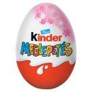 Kinder Meglepetés kislányoknak belső tejes réteggel bevont tejcsokoládé tojás 20 g