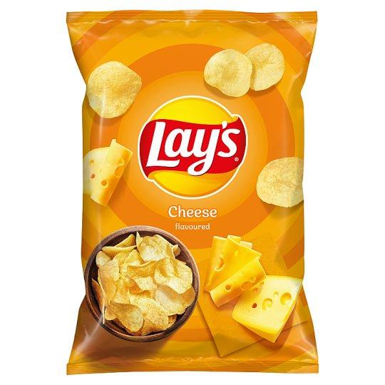 Lay's sajtos ízű burgonyachips 140 g