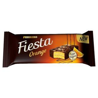 Fiesta narancsos krémmel és likőrrel töltött piskóta kakaós bevonattal 18,2 g