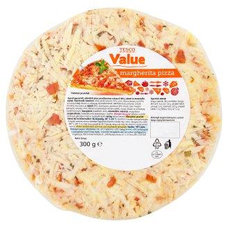 Tesco Value Quick-Frozen Margherita Pizza 300 g
