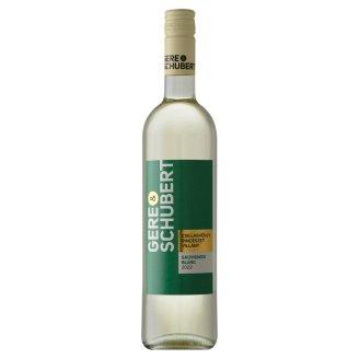 Gere - Schubert Sauvignon Blanc száraz fehérbor 12% 0,75 l