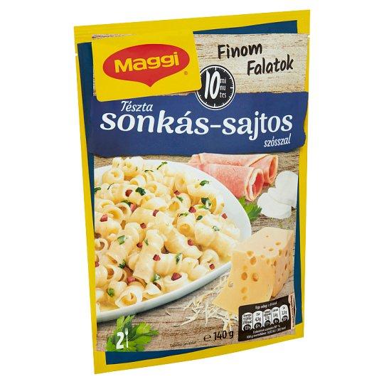 Maggi Párperc Tészta sonkás-sajtos 140 g