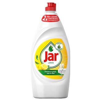 Jar Hand Washing Up Liquid Lemon 900 ml