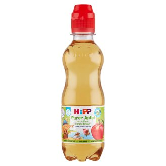 HiPP Organic Gluten-Free Natural Still Mineral Water with Apple Juice 1+ Years 0,3 l