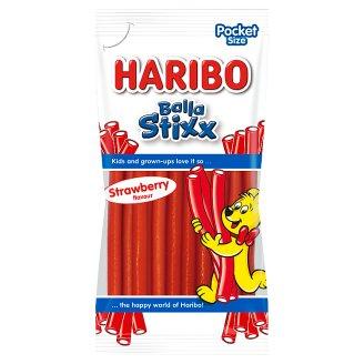 Haribo Balla Stixx gyümölcsízű gumicukorka 80 g