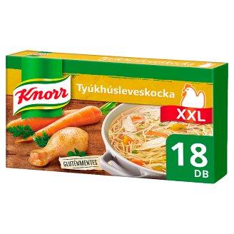 Knorr XXL tyúkhúsleveskocka 18 db 180 g