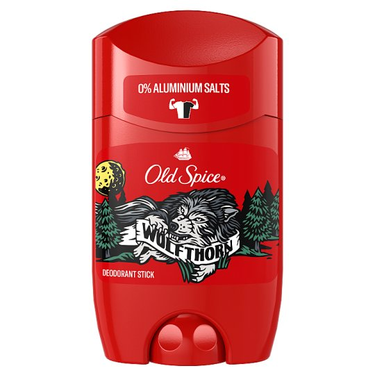 Old Spice Wolfthorn Deo Stift Férfiaknak, 50 ml