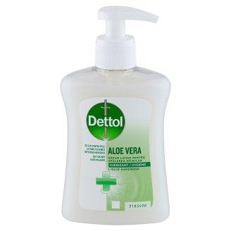 Dettol Aloe Vera and Vitamin E Hand Wash Gel 250 ml