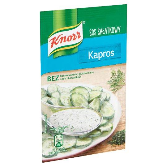 Knorr kapros salátaöntet por 10 g