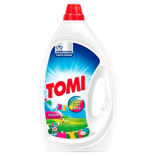 Tomi Max Power Color Liquid Detergent 60 Washes 3 l