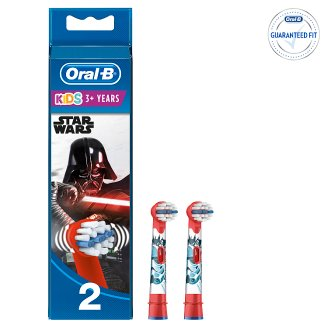 Oral-B Stages Toothbrush Heads Featuring  Star Wars Characters x 2
