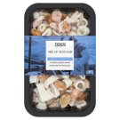 Tesco Quick-Frozen Mix of Seafood 225 g