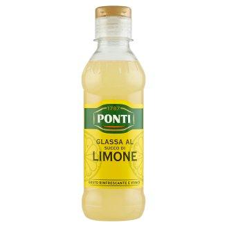 Ponti Glassa Gastronomica Cream with Lemon Juice 220 g