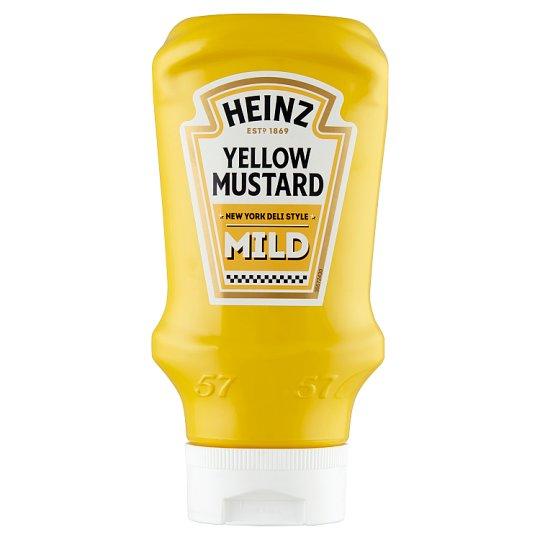 Heinz Mild mustár 445 g
