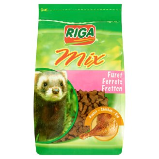 Riga Mix Complete Feed for Ferrets 750 g