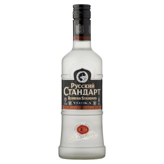 Russian Standard Original Russian Vodka 40% 0,5 l