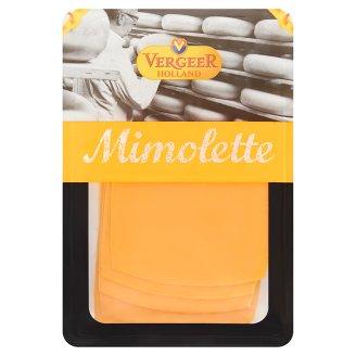 Vergeer Holland Mimolette félzsíros, félkemény, szeletelt holland sajt 100 g