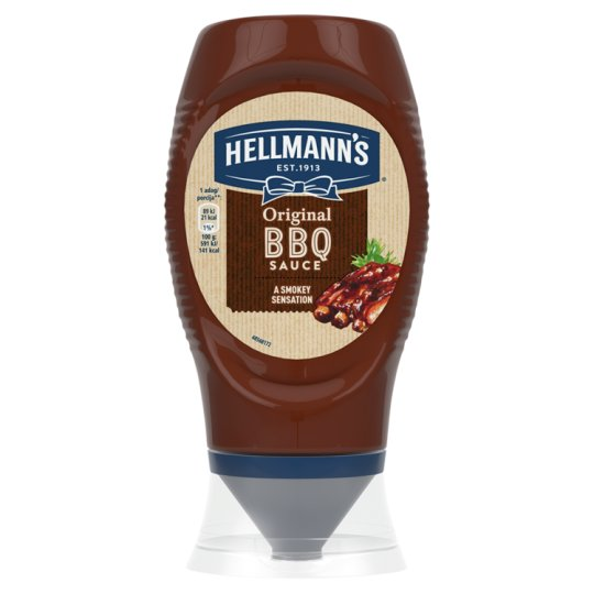 Hellmann's Original barbecue szósz 250 ml