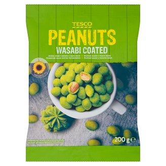 Tesco Wasabi Coated Peanuts 200 g