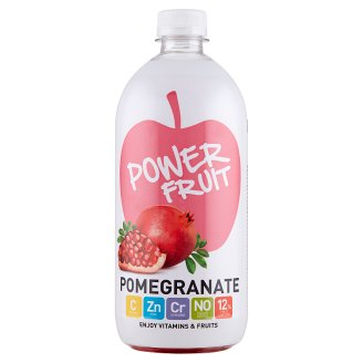 Power Fruit Pomegranate Flavoured Low-Energy Fruit Drink 750 ml