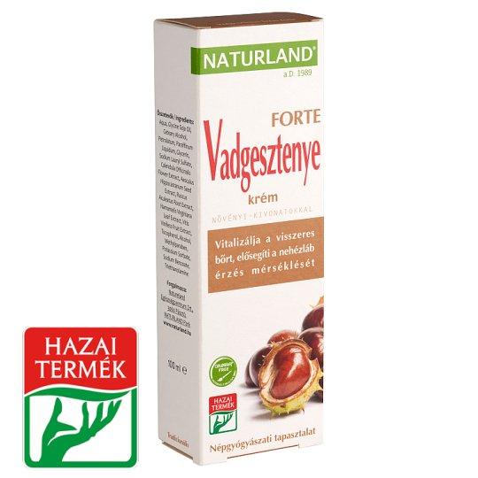 Naturland Forte vadgesztenye krém 100 ml