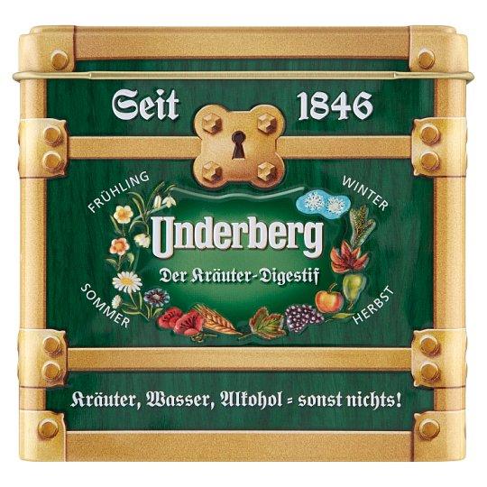 Underberg német gyógynövénykeserű 44% 12 x 0,02 l