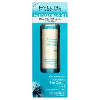 Eveline Cosmetics Bio Hyaluron 4D SPF 8 szemkörnyékápoló 15 ml