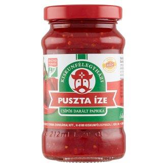 Kiskunfélegyházi Puszta Íze Hot Minced Pepper 200 g