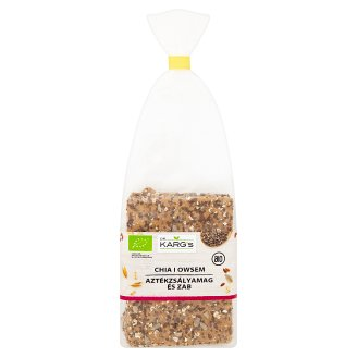 Dr. Karg's Organic Wholegrain Slices with Oat and Chia Seeds 200g