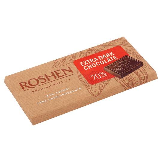 Roshen 70% Dark Chocolate 90 g