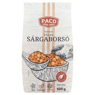 Paco hántolt, feles sárgaborsó 500 g