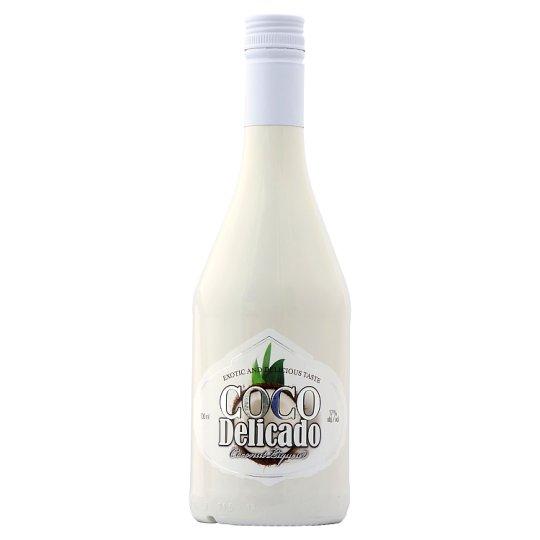 Coco Delicado Liqueur 17% 700 ml