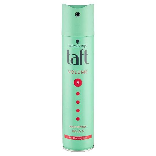 Taft Hair Spray Mega Strong & Volume 250 ml