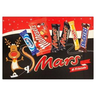 Mars & Barátai Box édesség válogatás 181 g