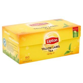 Lipton Yellow Label fekete tea 50 filter