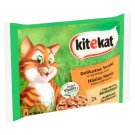 Kitekat Házias Menü Complete Pet Food for Adult Cats with Lamb and Rabbit 4 x 100 g