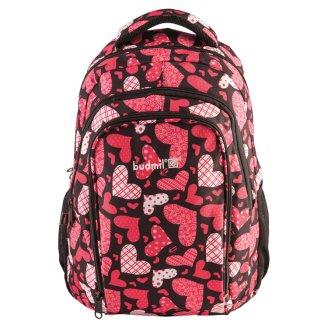 Budmil lányos hátizsák