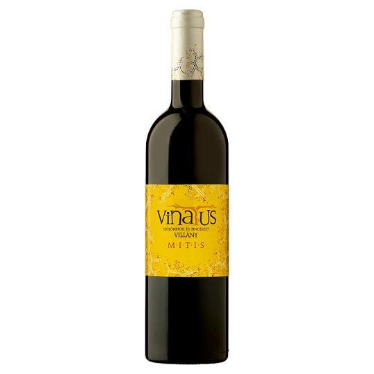 Vinatus Villányi Mitis Cuvée Dry Red Wine 13% 750 ml